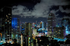 Room With A View (iamguava - ) Tags: city thailand lights nightscape bangkok thai guava  5photosaday   platinumheartaward earthasia iamguava totallythailand