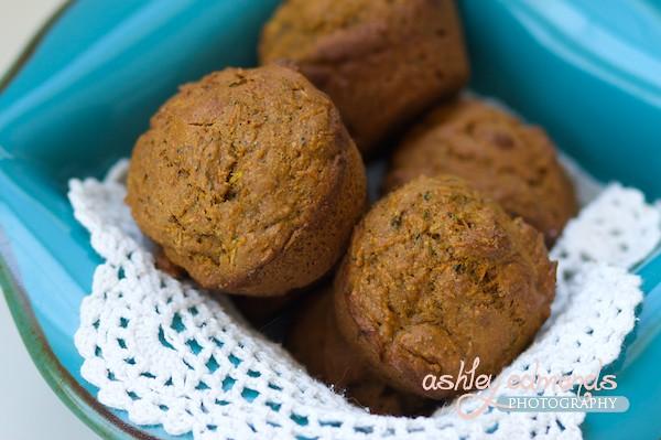 Carrot & Zucchini Muffins