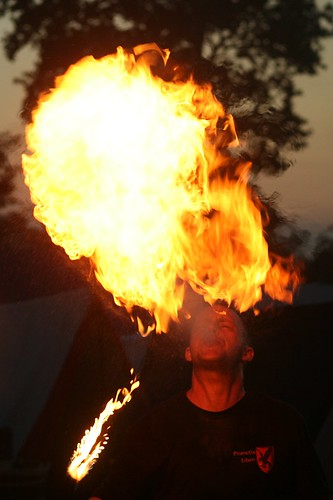W:O:A 2010 / on fire