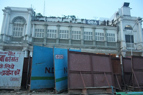 City Notes - The Connaught Place Re-builders