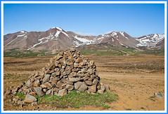 From long gone times. (joningic) Tags: summer sky mountains nature landscape iceland inland 2010 vara fjrur flickraward