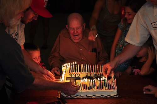Papaw's Birthday