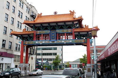 Chinatown Seattle