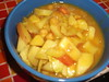 8.9.10 Dinner - Garbanzo Stew