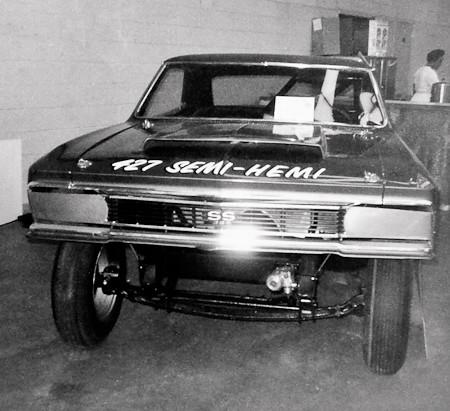 1966 Chevelle Super Shaker