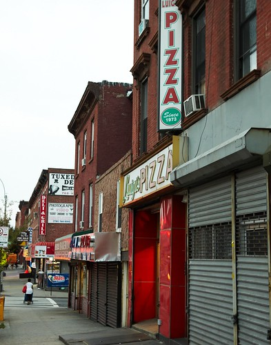 Luigi's Pizza - Windsor Terrace, Brooklyn