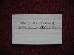 index cards (sanickels) Tags: handwriting text indexcards foundlanguage