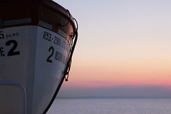 Evening Light on the Ferry (Kat Eye View) Tags: sunset italy ferry evening croatia adriatic
