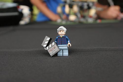 George Lucas Minifig
