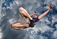 rudy free fall.