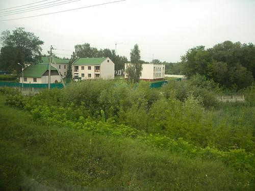 Belorussian border buildings (Timon91) Tags: train border poland polska railway brest belarus grens grenze terespol polishbelorussianborder