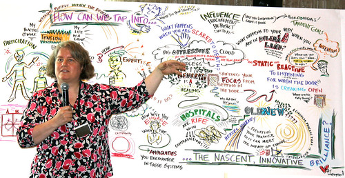 Katrina Geurkink Describes Where Her Mind Went During Bruce Flye Session at IFVP 2010