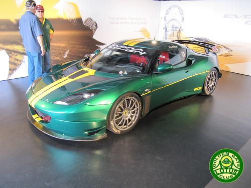 Evora GT4 Cup