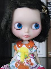 Sabrina's New Look