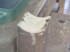 Hemlock Saddle Stake