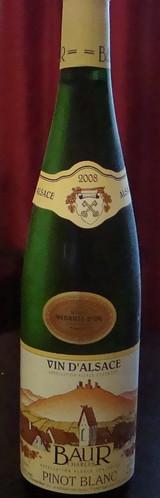 2008 Charles Baur Pinot Blanc