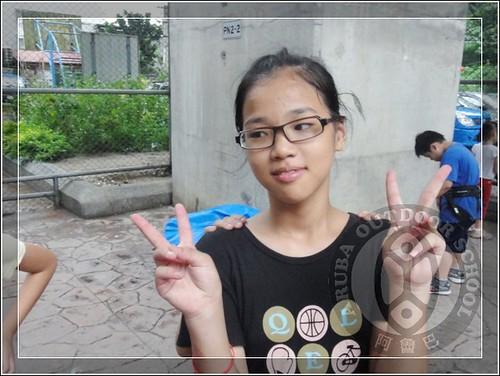 20100812世界展望會兒童攀岩夏令營458