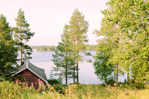 Summer house in Kuusamo