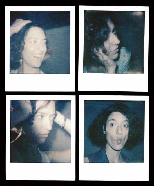 Méla Eloise Nichols / Polaroid Portraits PX 70 (1)