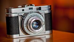 Agilux Agimatic (senor bombel) Tags: camera film vintage agilux agimatic 35mm bombelinski bombel