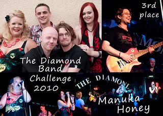 Manuka honey band challenge montage