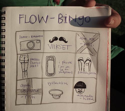 Flow-bingo