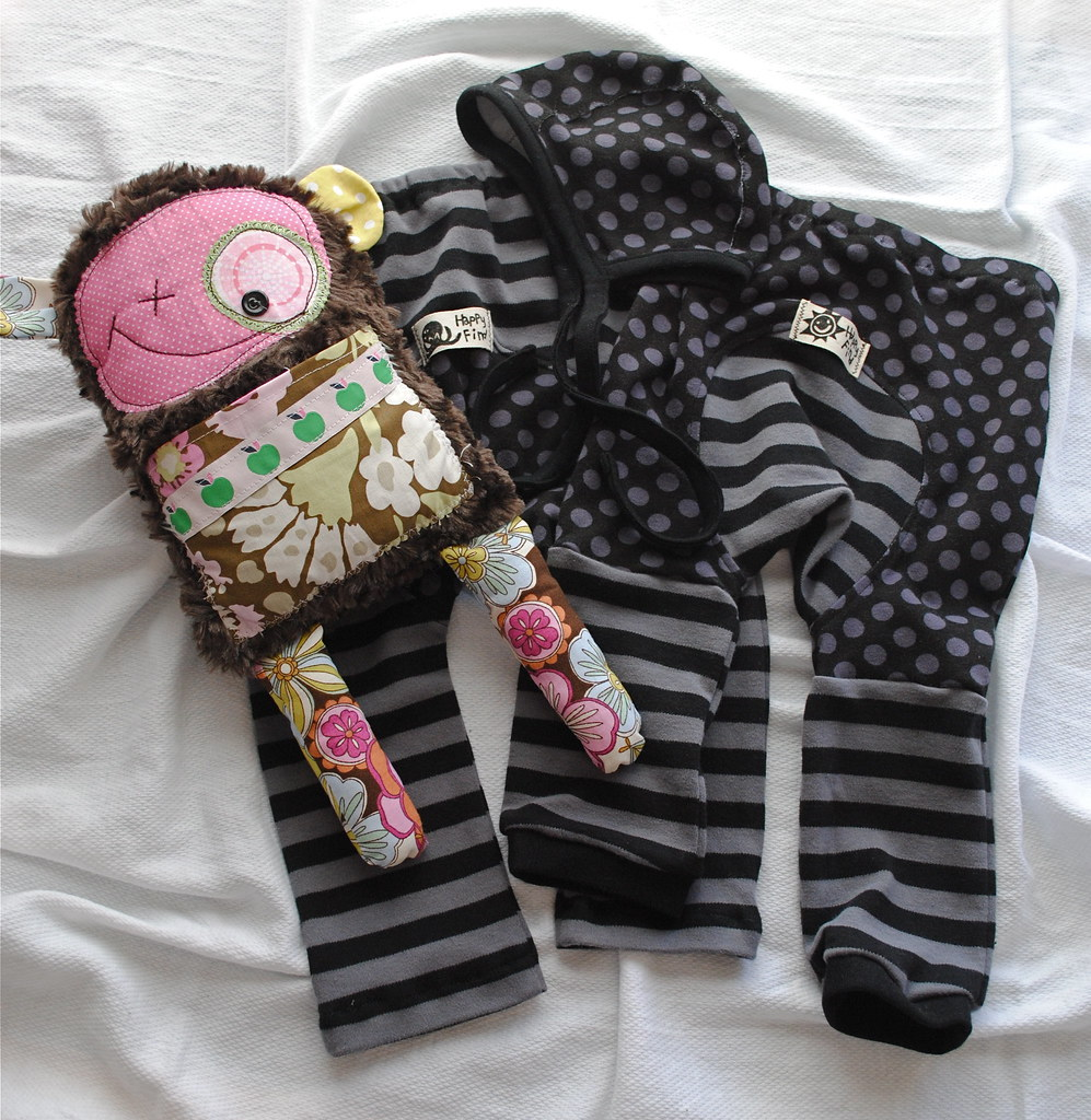 a few things for baby (black&gray)