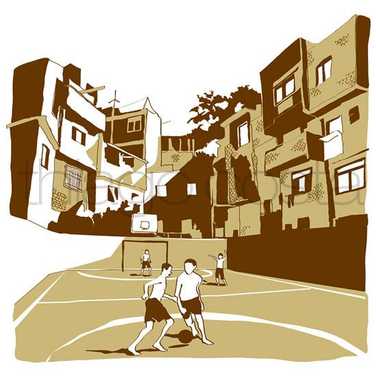 pelada na favela rio4fun
