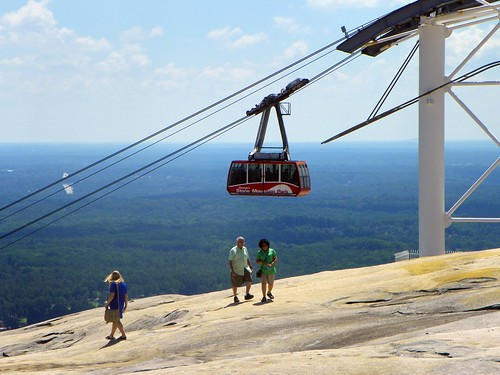 Stone Mountain Park , Georgia
