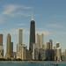 Chicago skyline with Sears Tower
