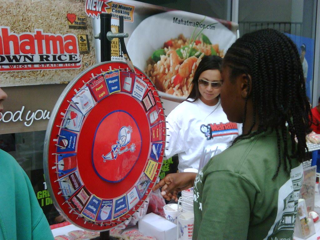 "Mahatma ""Wheel of Fortune"""