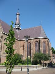 Waalwijk NBr NH-Kerk (Arthur-A) Tags: church netherlands choir nederland kirche paysbas kerk brabant eglise protestant niederlande noordbrabant koor waalwijk