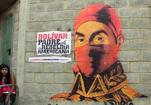 Bolivar, Padre Libertador. Bicentenario 4894450961_10ef10ac92