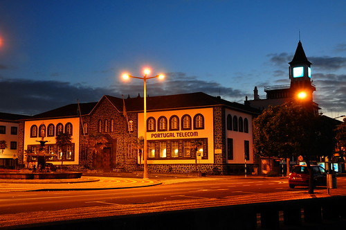 Edificio em Ponta Delgada