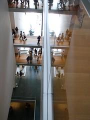 NEW YORK - MoMA (foto_quindi_sono) Tags: usa newyork muro skyline america moma museumofmodernart bigapple statiuniti grattacieli skycreeper