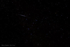 2010 Perseids [crop] (Robert m Williams) Tags: sky ontario stars debris astrophotography meteor kenilworth meteorshower persieds swifttuttle