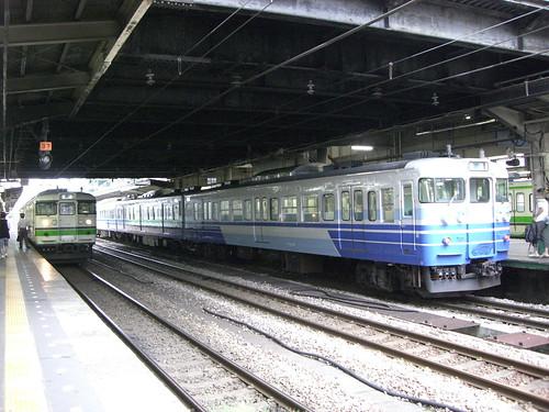 115系電車/115 Series EMU