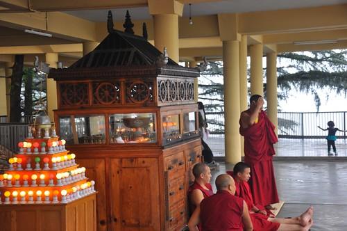 temple dalai lama