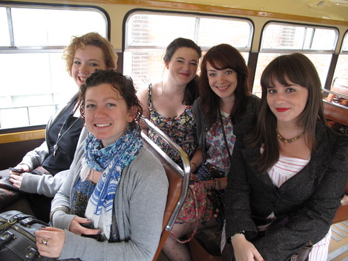 Michelle, Lil, Jenny, Danni and Maria