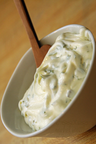 herb mayonnaise