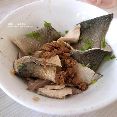 阿憨鹹粥魚皮2