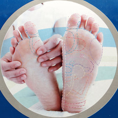 Natural Anti Aging and Reflexology