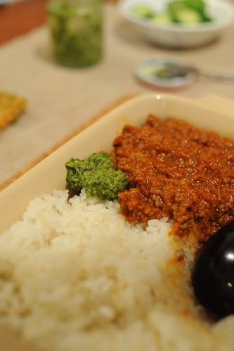 Keema Curry & Coriander Paste