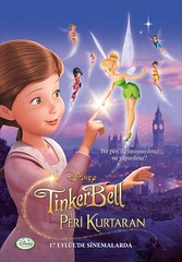 Tinker Bell ve Peri Kurtaran - Tinker Bell and the Great Fairy Rescue (2010)