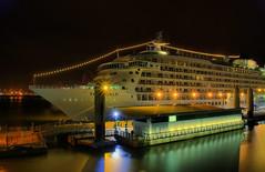 The World (Sam Knox) Tags: liverpool cruiseship theworld merseyside rivermersey residensea