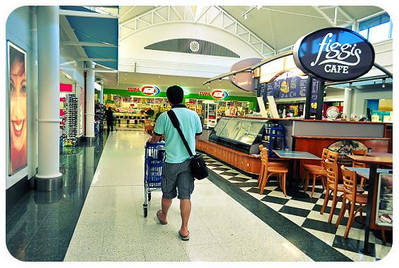 Groceries Shopping at Clifford Gardens: Supa IGA