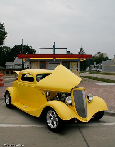 Clawson Car Show 2010-2