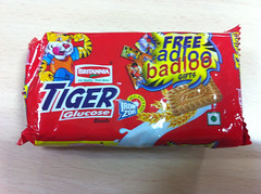 Tiger Glucose Biscuits