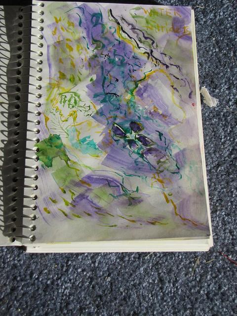 watercolor sketch 8/11/10