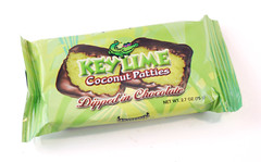 Key Lime Coconut Patties